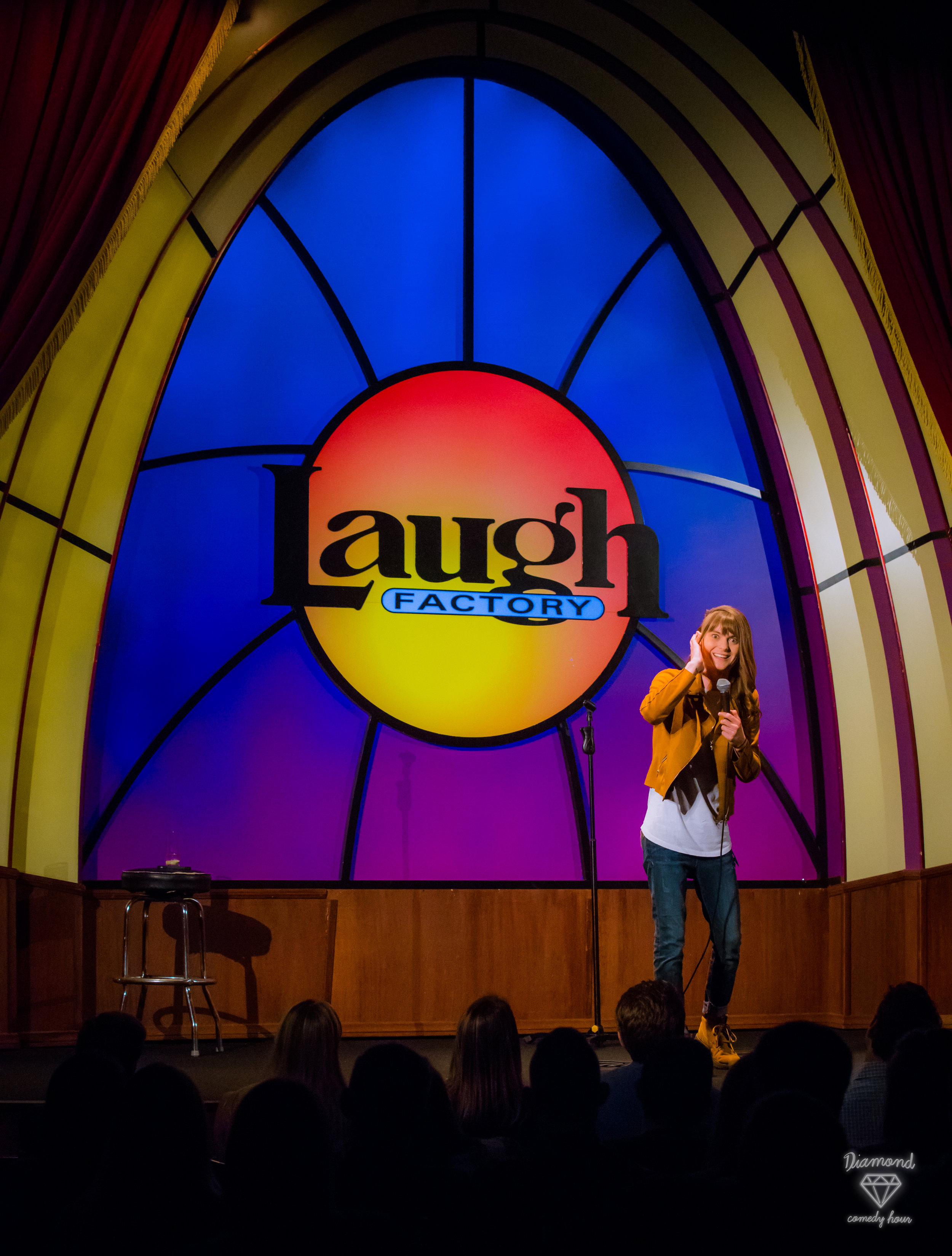 Whitney Chitwood Laugh Factory 2