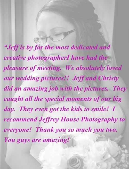 find-wedding-vendors | jeffrey-house-photography