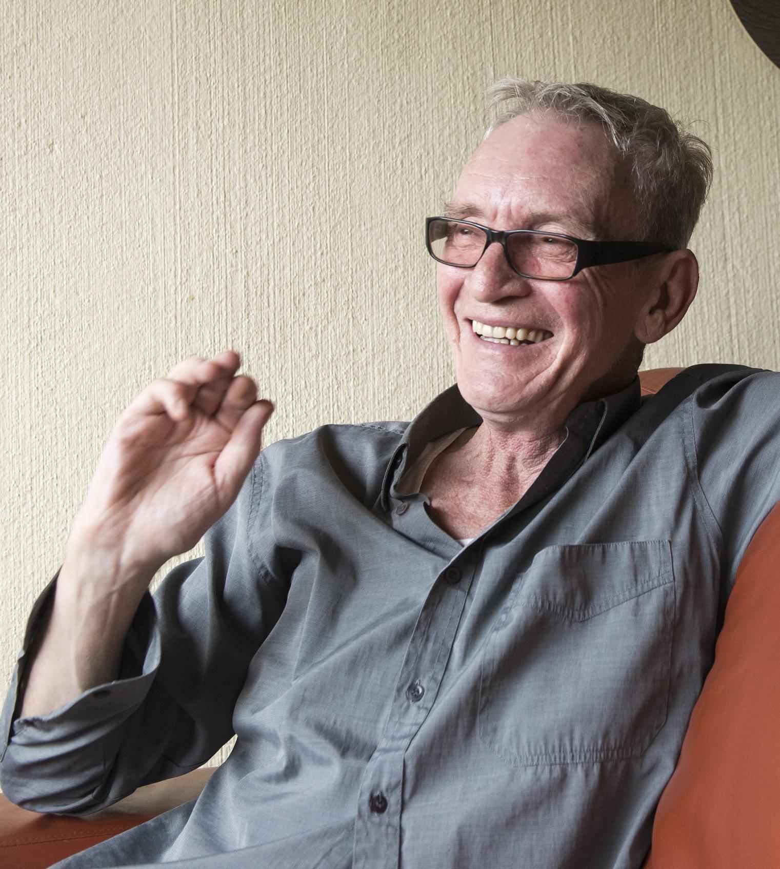 Graham Barker