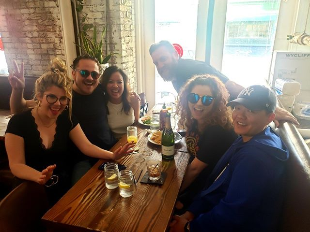 If you're not here - You're missing out on a FANTASTIC time! Poco bottomless brunch is off the HOOK!  Call us for your Fri, Sat or Sun reservation @ 212-228-4461 - See you soon!  #bottomlessbrunch #nyc #nyceats #mimosa #bloodymary #sangria