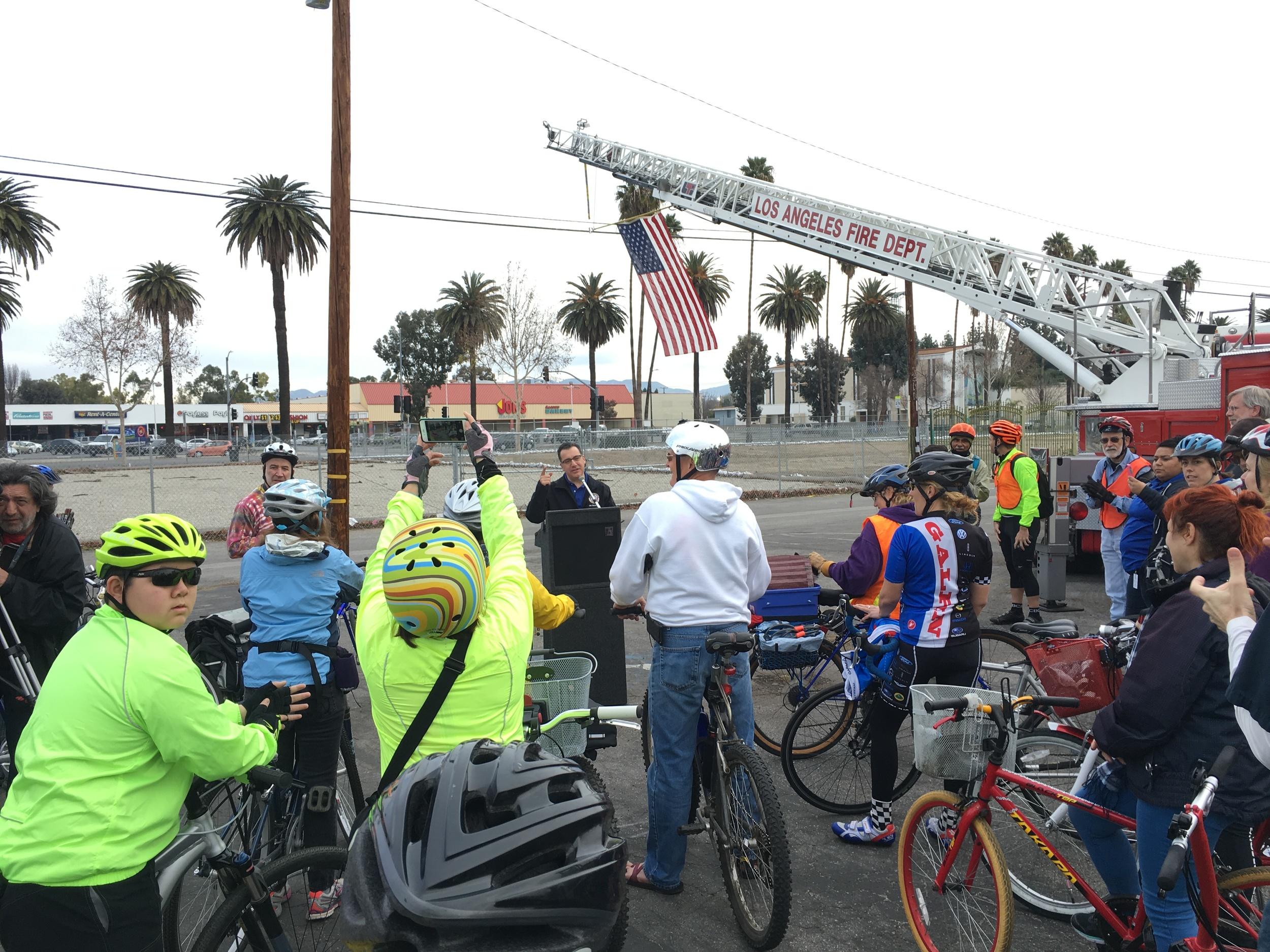 2016 Community Bike Ride