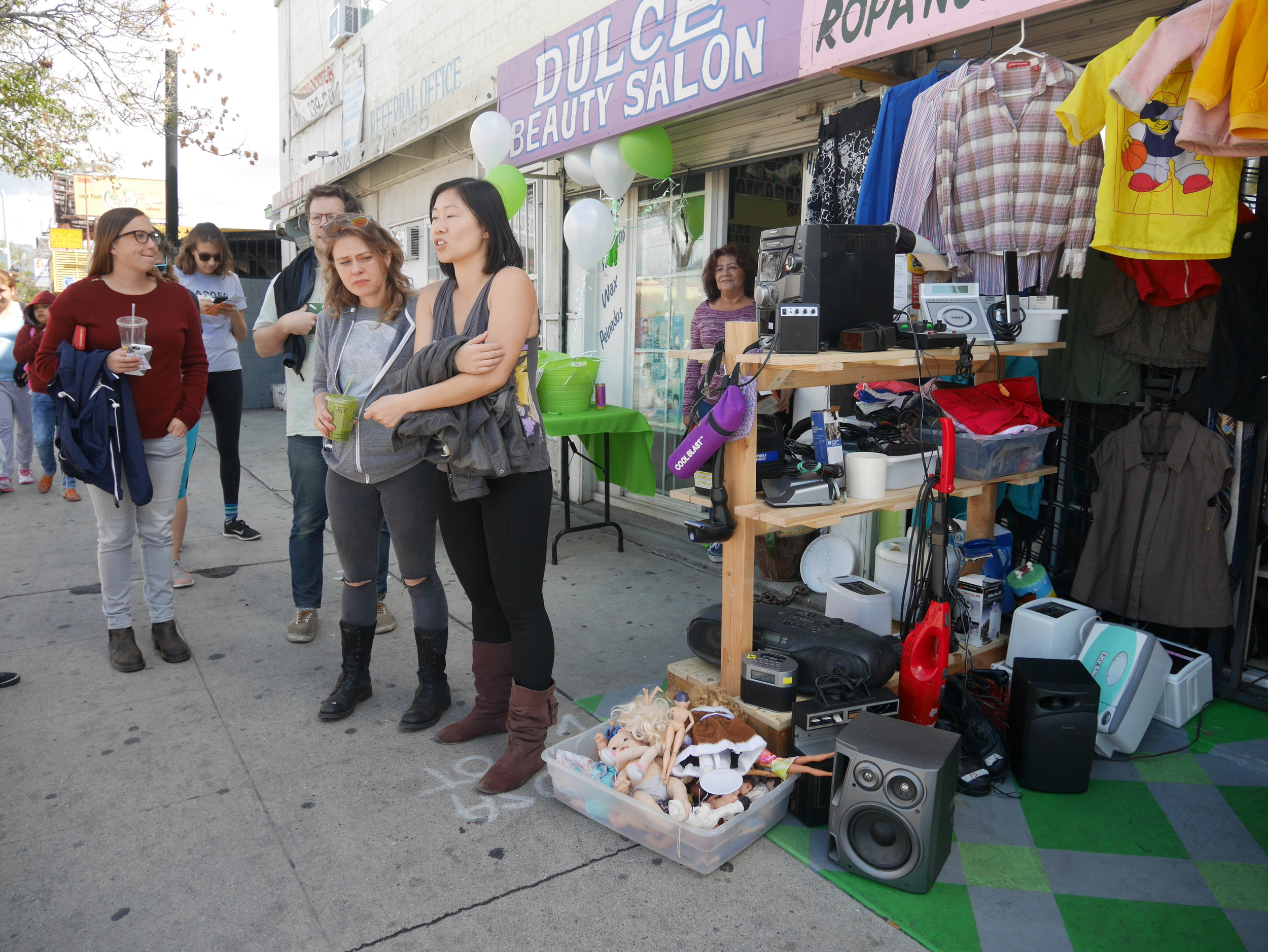Pacoima Street Values - Challenge Grant Recipient 2015