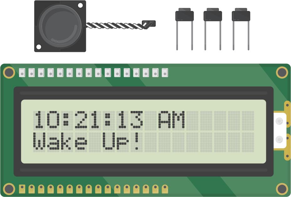 Lets-Start-Coding-Maker-Screen-Alarm-Clock