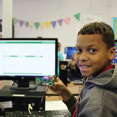 3) Watch your curious child become a coding master!
