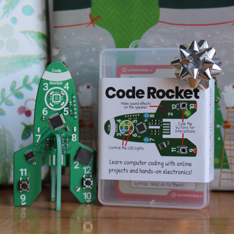 Launch into Coding with Code Rocket