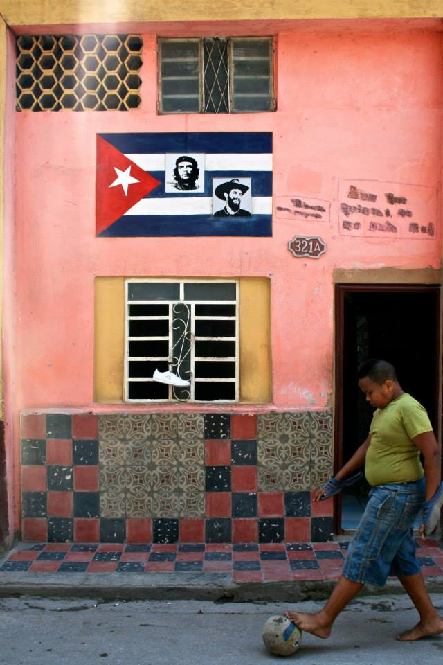 Cuba, summed up in one picture.
