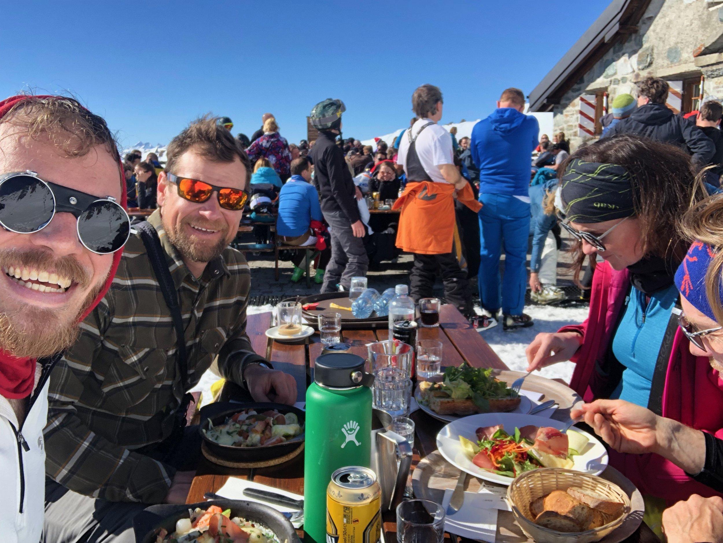 Not your Pennsylvania ski mountain fare