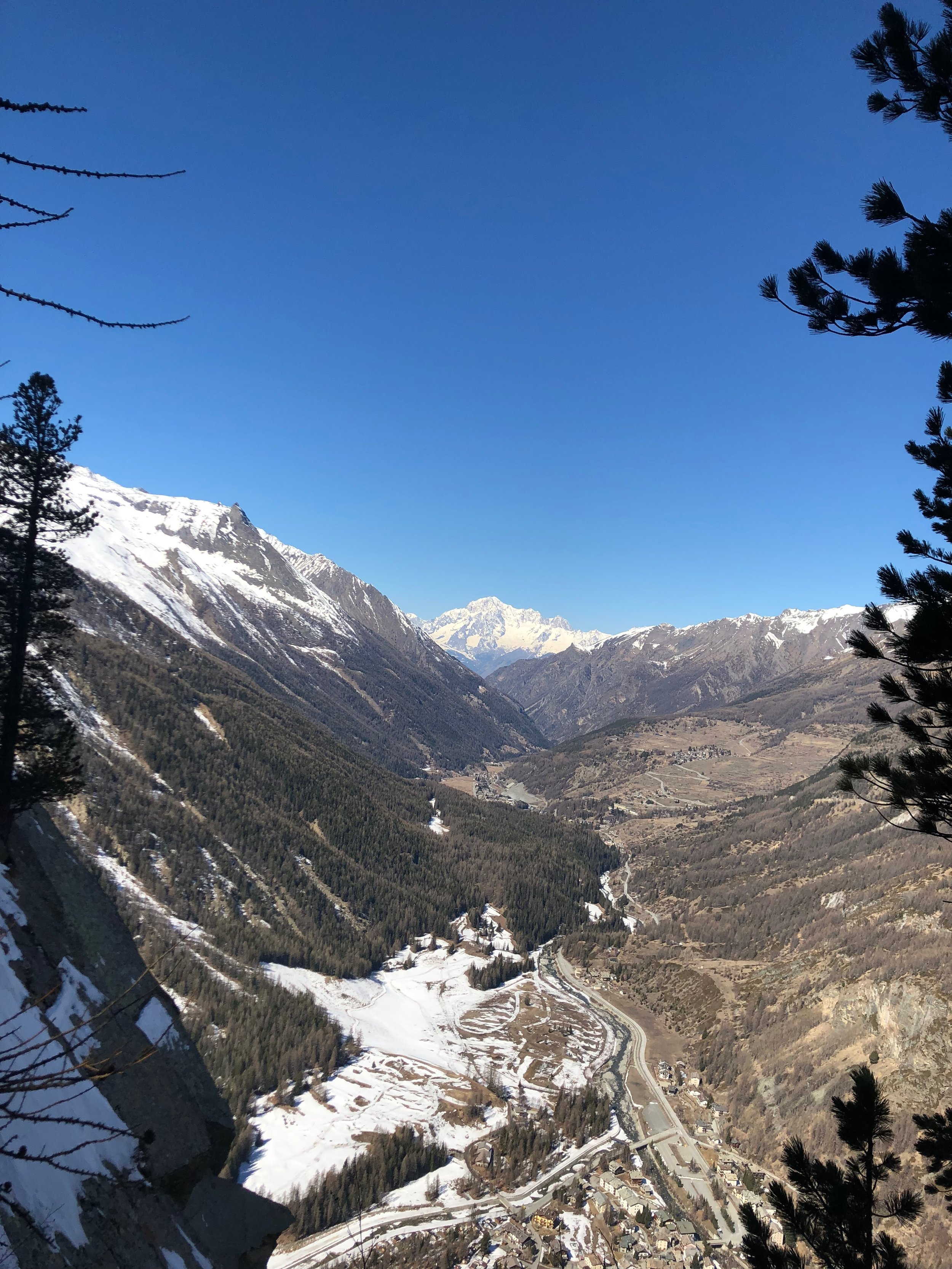 Top of pitch 6. Italy ain't too bad lookin