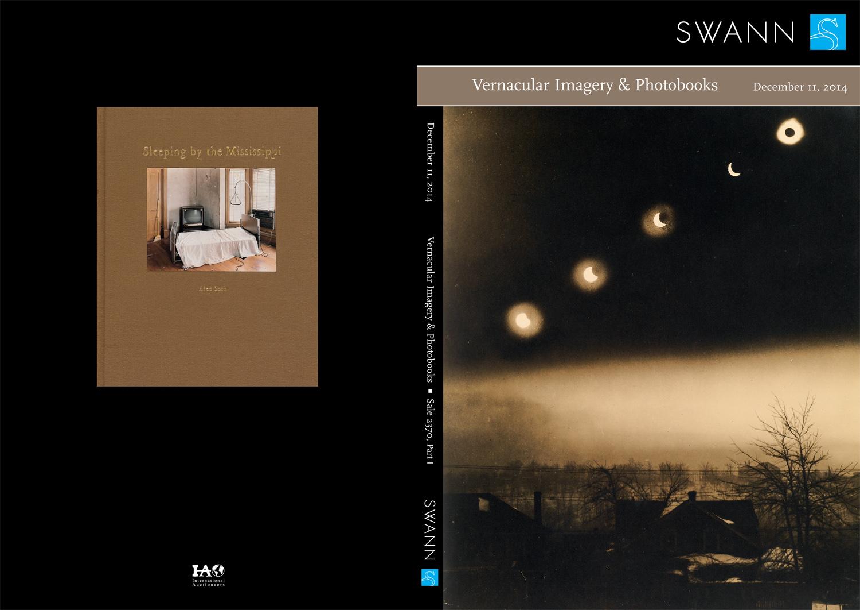 Swann Catalogue Cover; December 2014