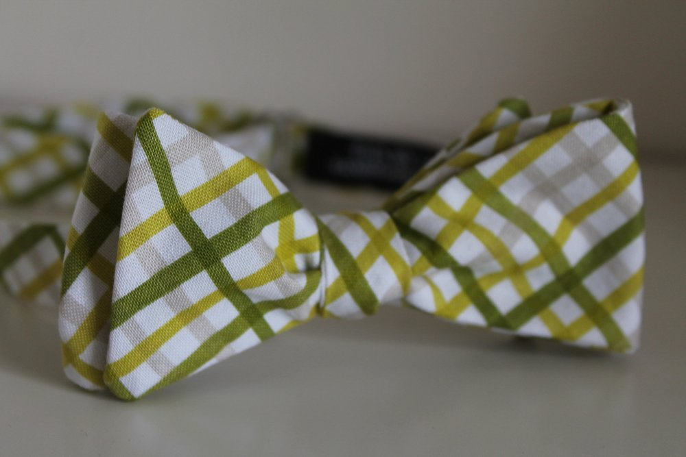 Copy of Green/Gray Plaid