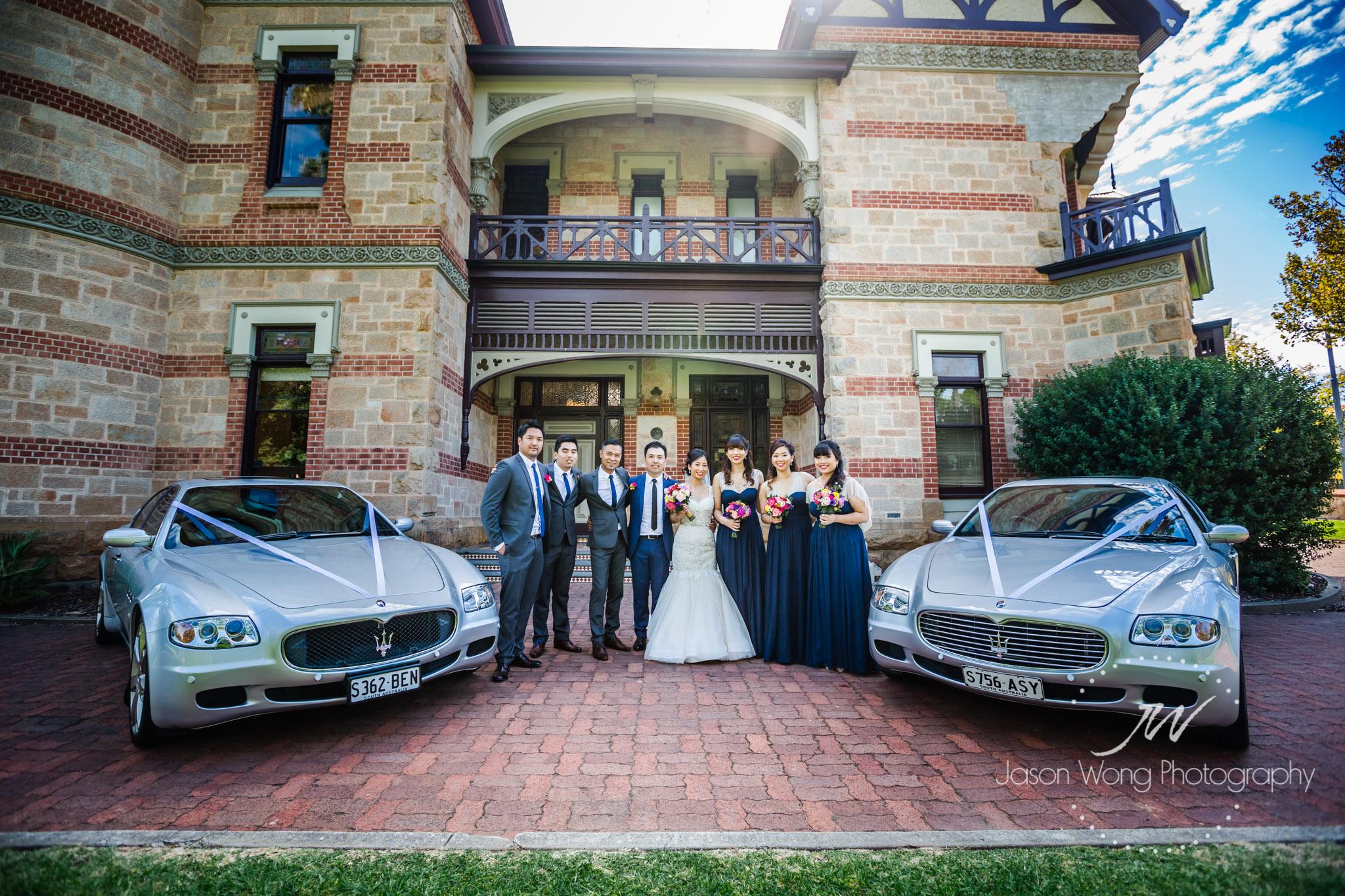 wedding-car-and-bridal-party.jpg
