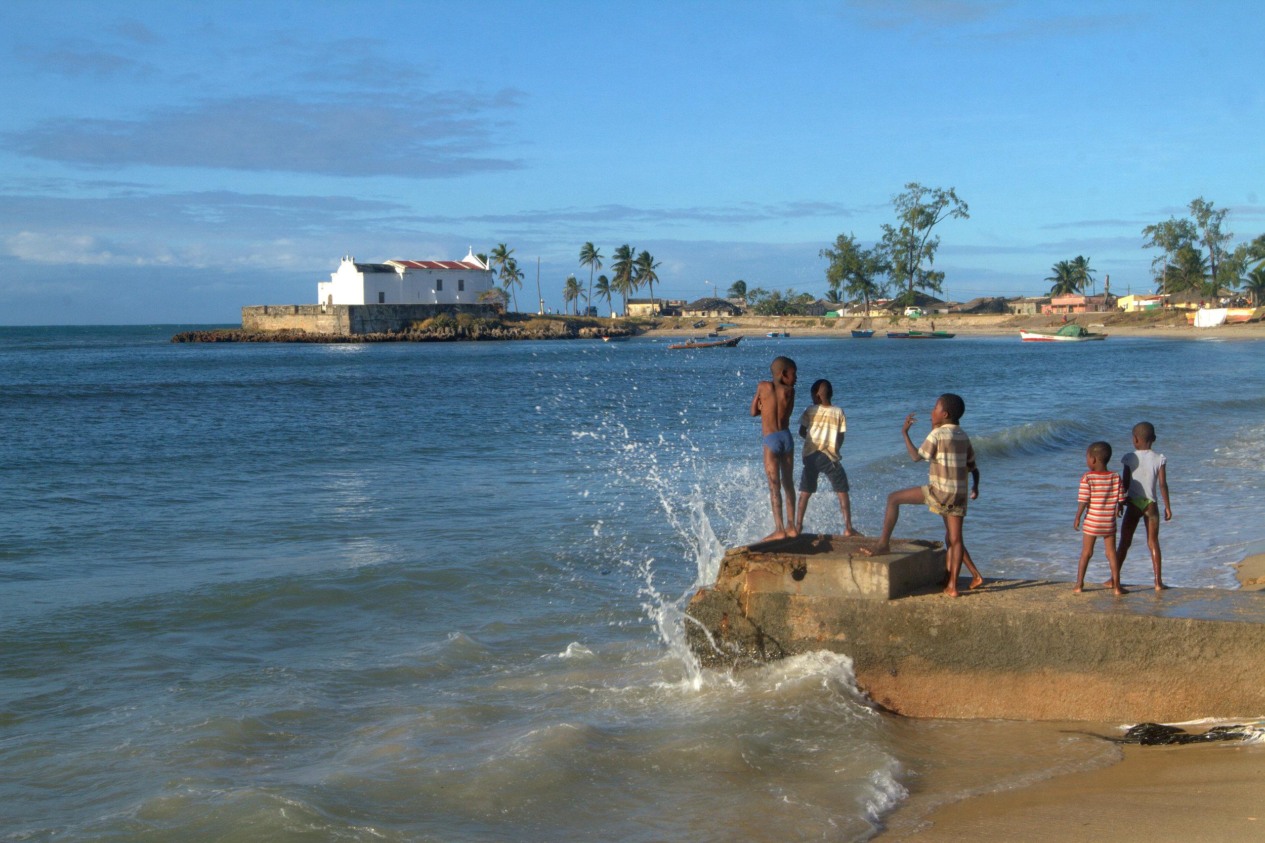 Ihla du Moçambique, Mozambique