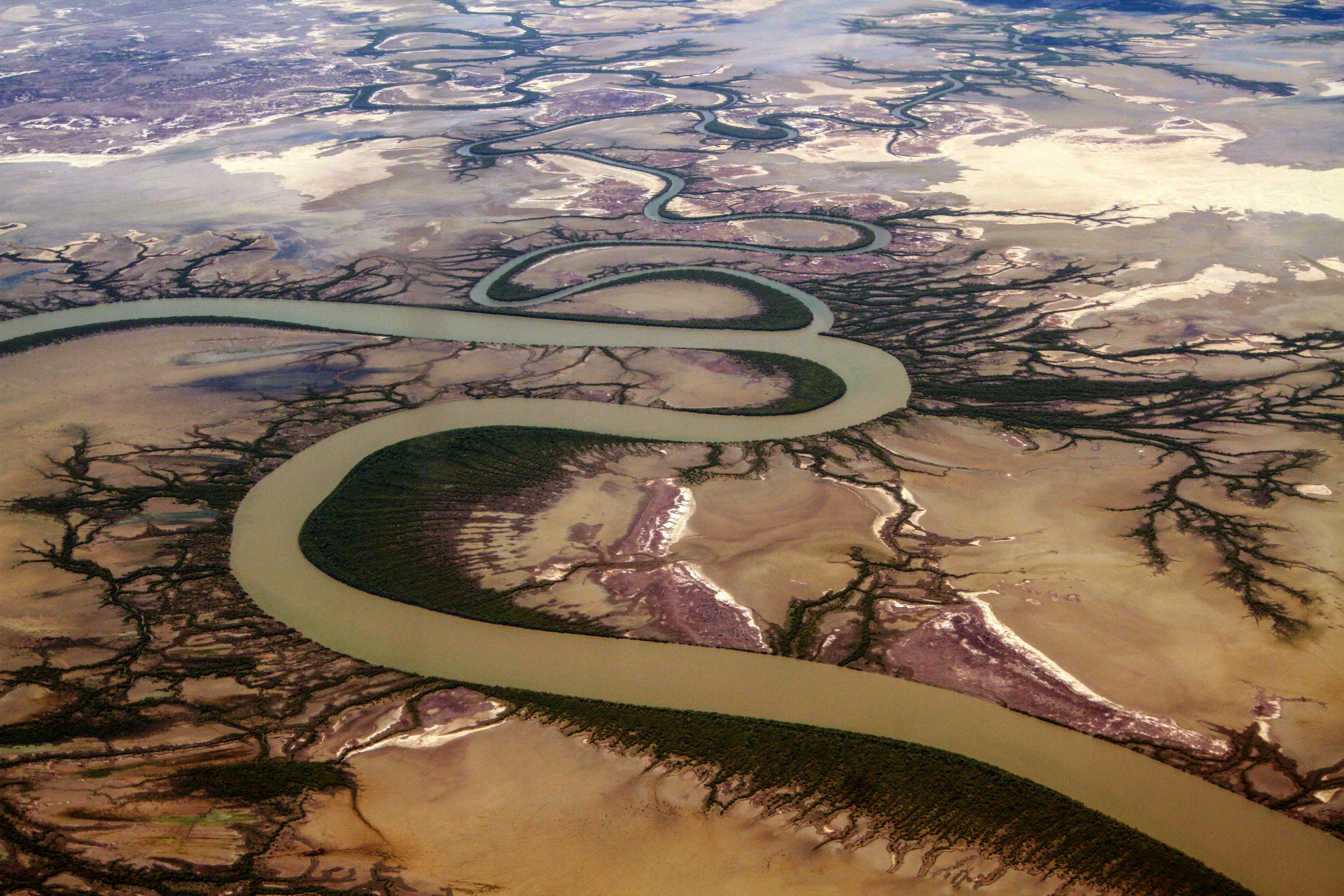 Norman River, Australia