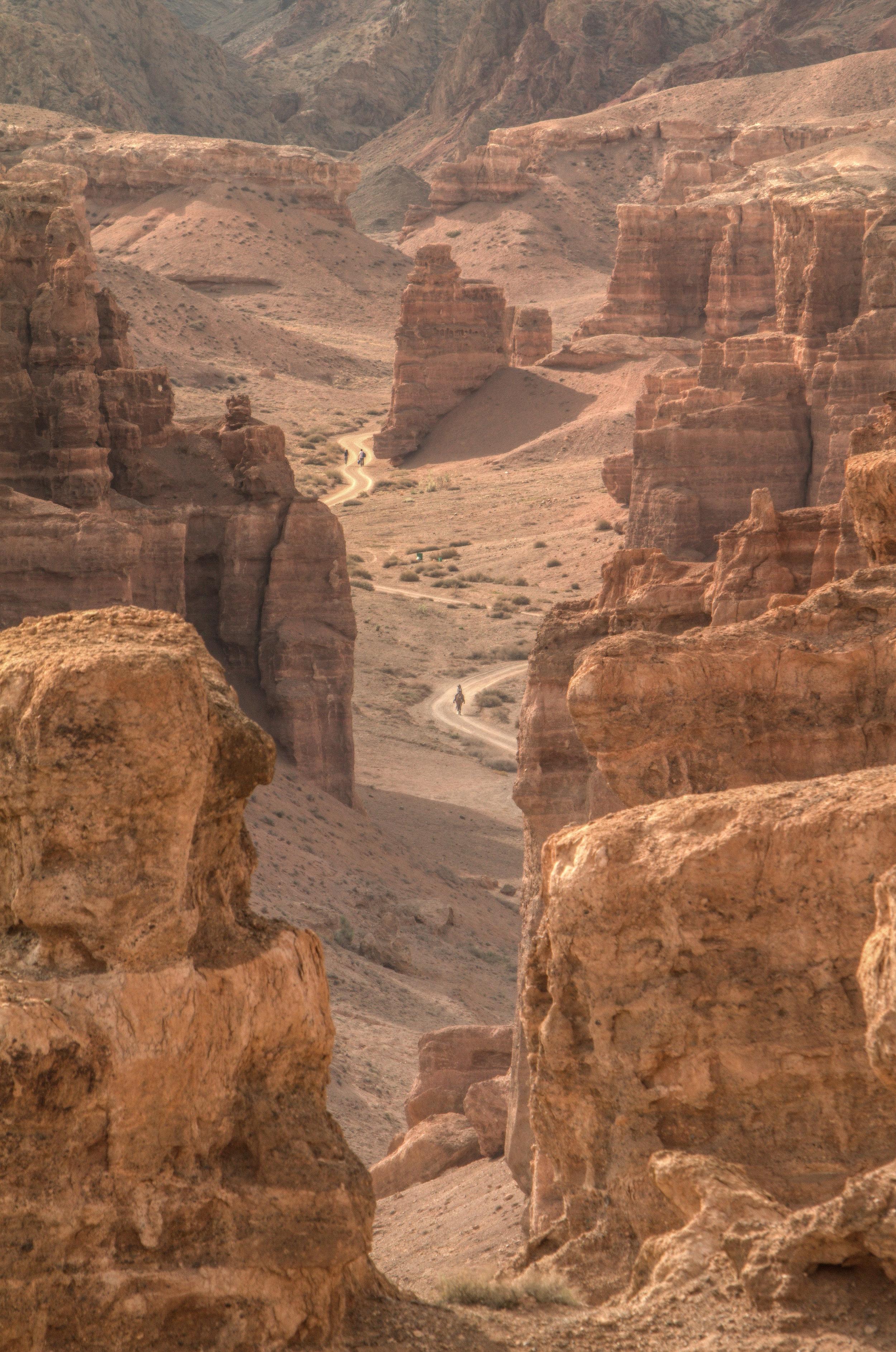 Charyn Canyon, Kazakhstan