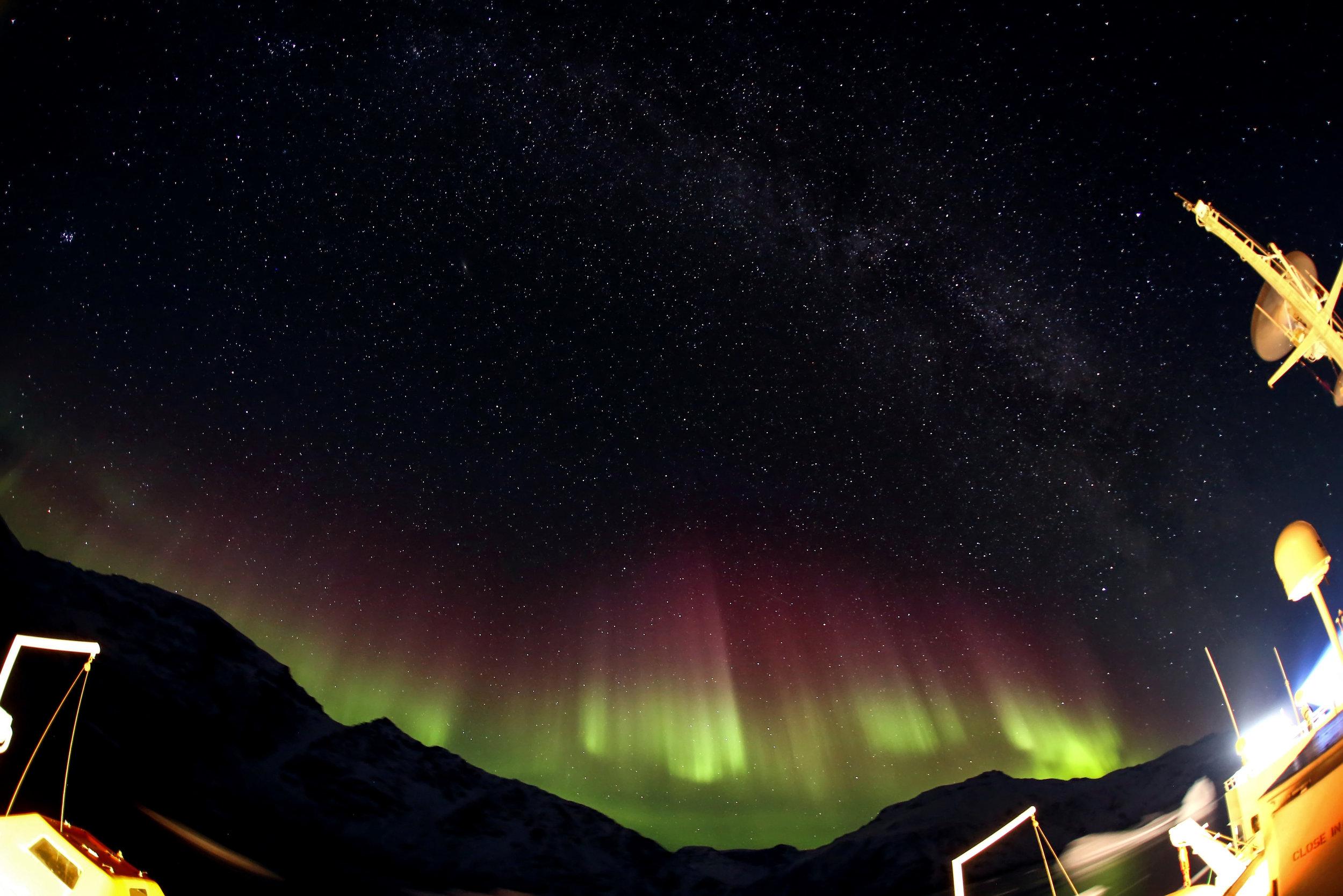 Franz Joseph Fjord, Greenland