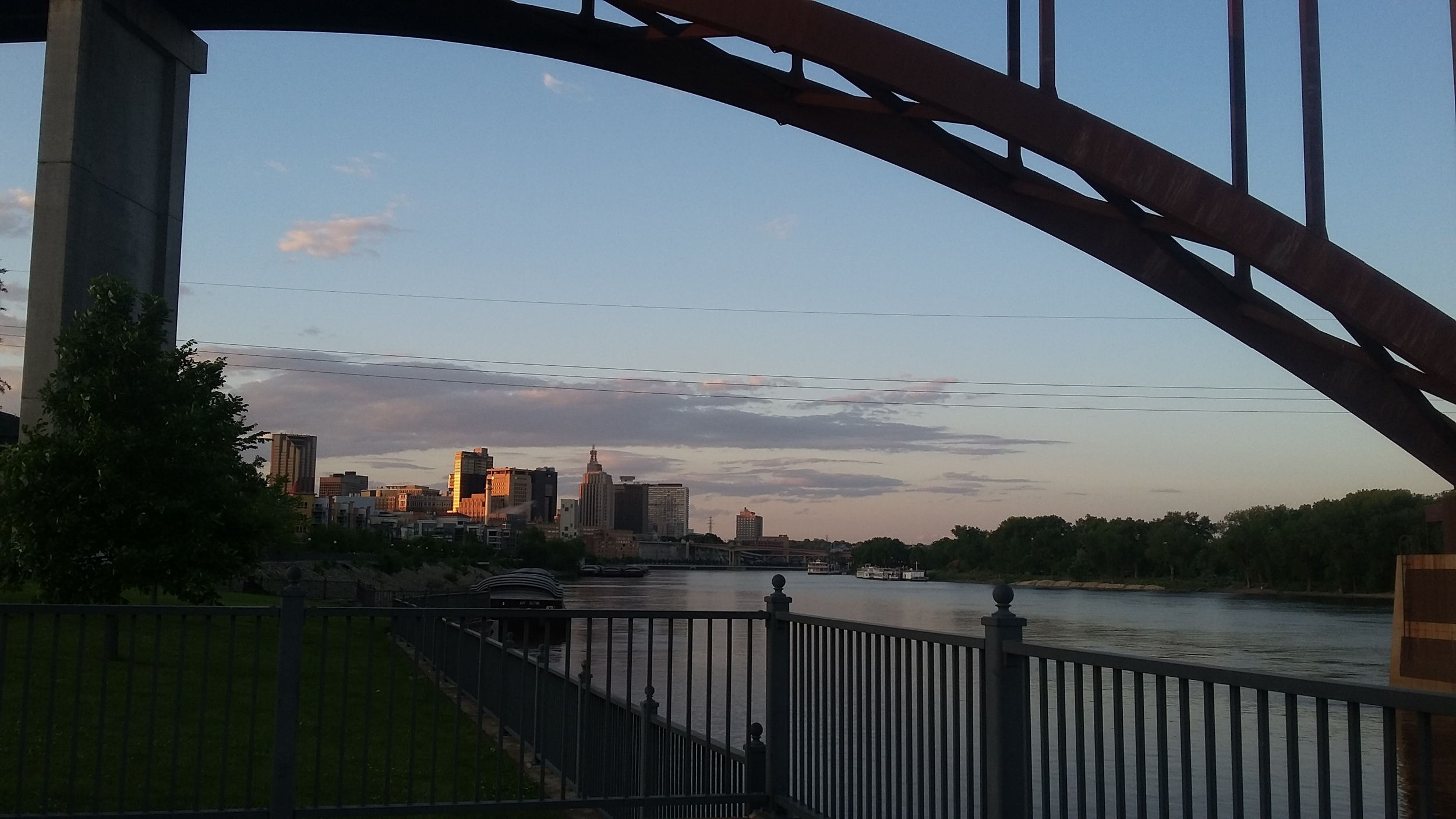 High Bridge, St.Paul, MN
