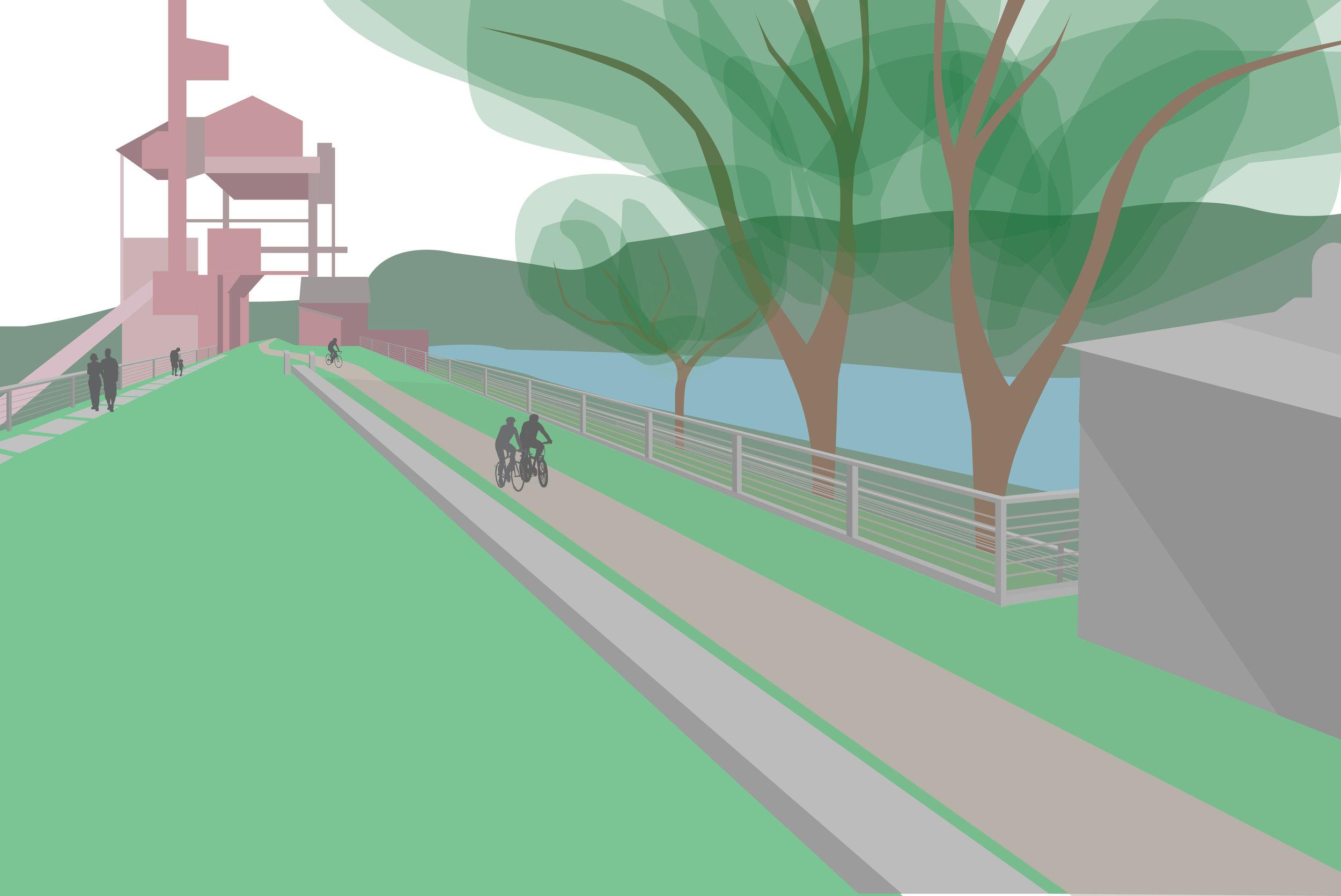 Bike Path Extension