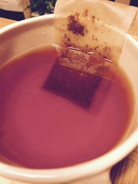 RED BUSH TEA - IN ITS BEAUTIFUL NAKED FORM. SIMPLE. GLORIOUS.