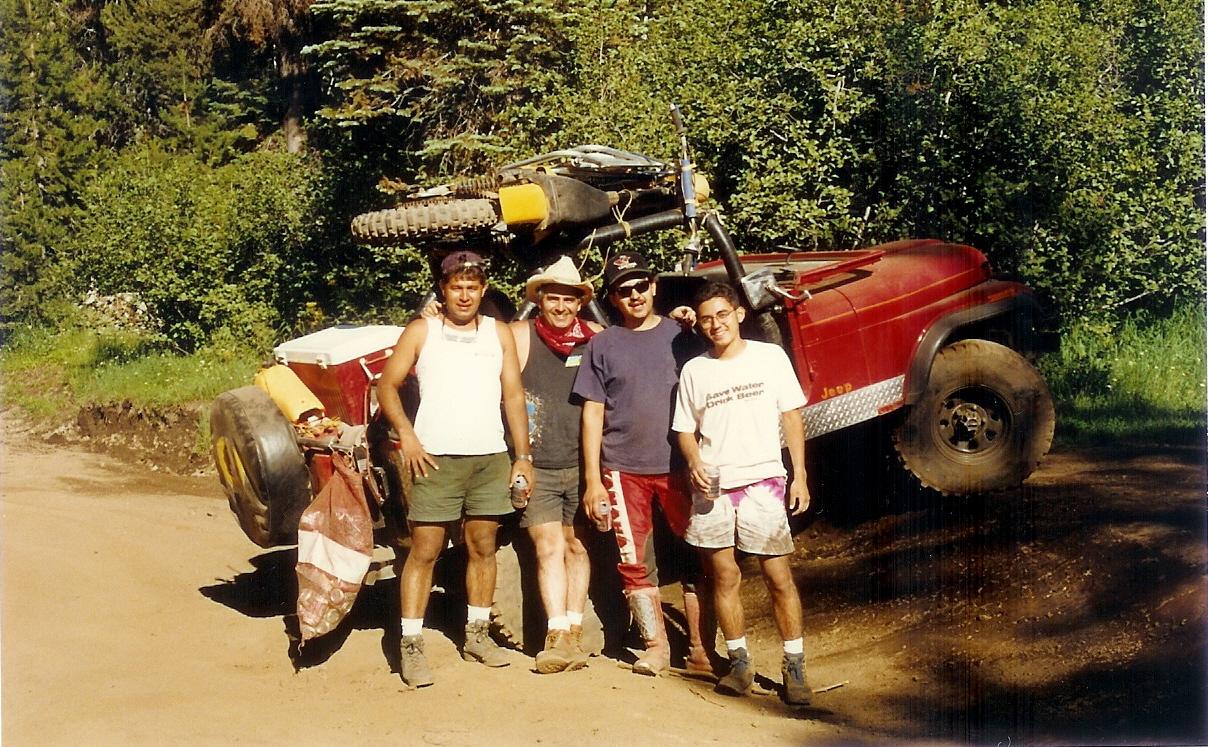 Rubicon circa 1993
