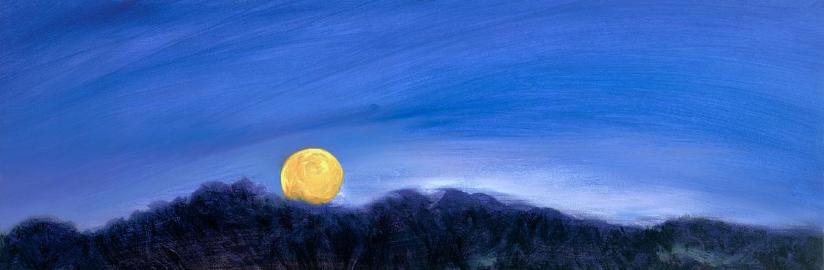 Moon Over Barnesville