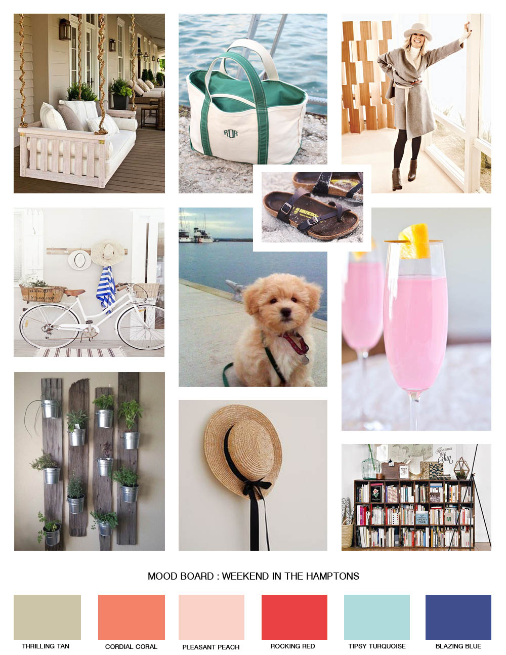 Moodboard for Baby Boomers Women's Casual