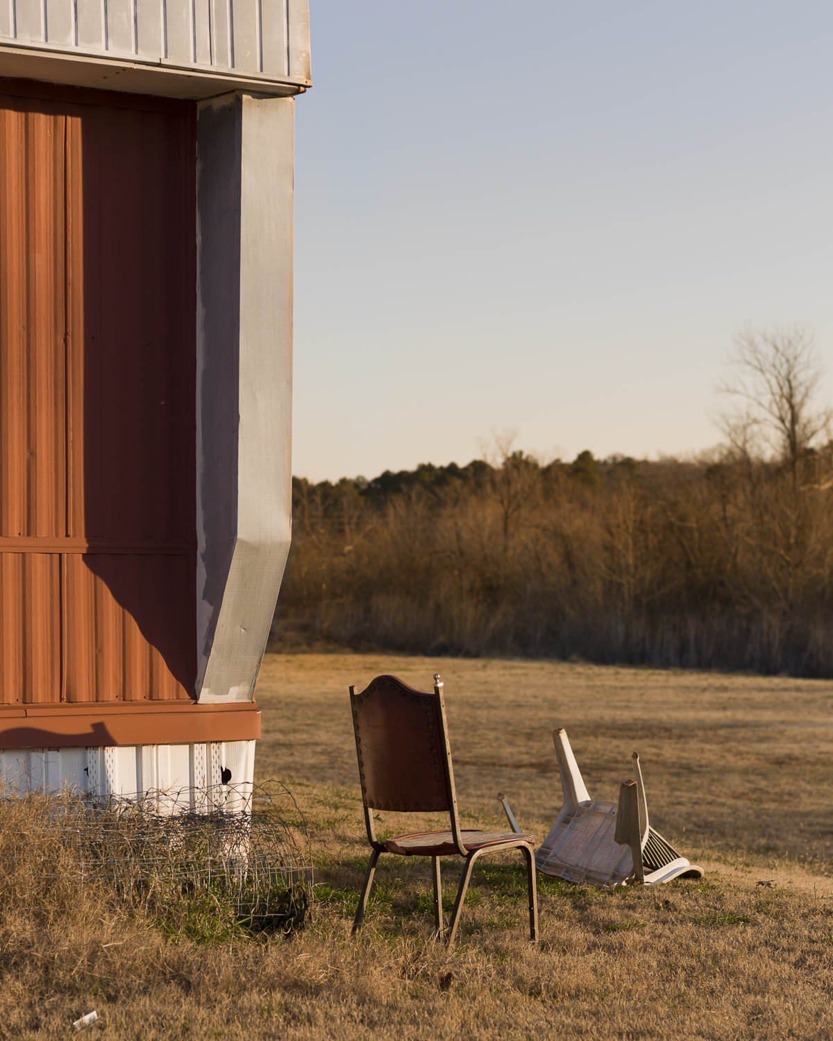 Chairs , 2018, Bear Creek, AL
