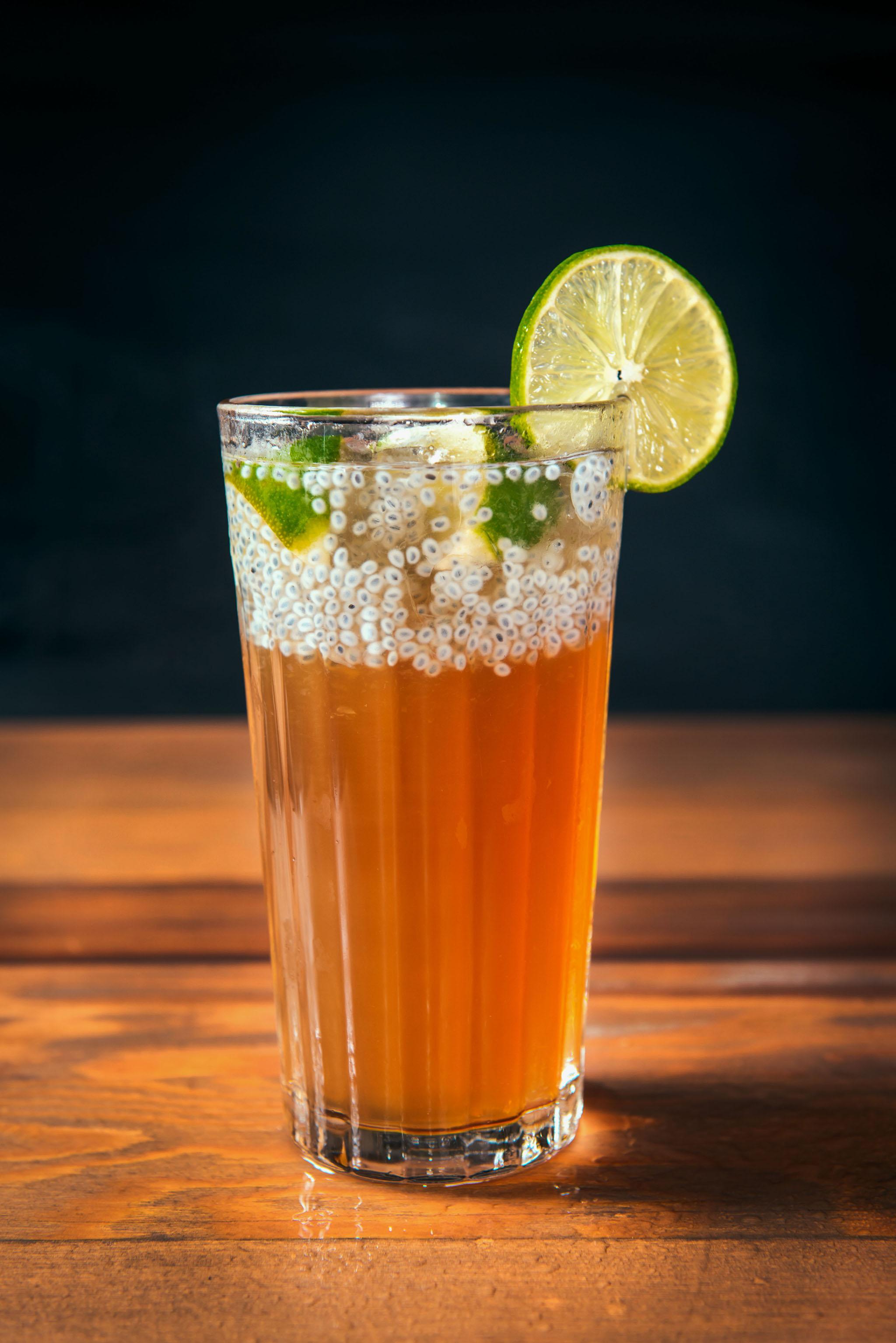 冬瓜檸檬茶
