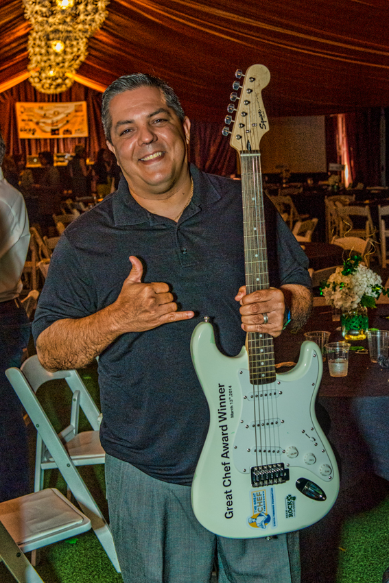 Cystic Fibrosis Foundation Sham Rock for the Cure 2014 The Great Chef Throwdown-2.jpg