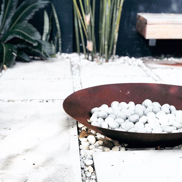 #firepit #gardener #backyarddesign