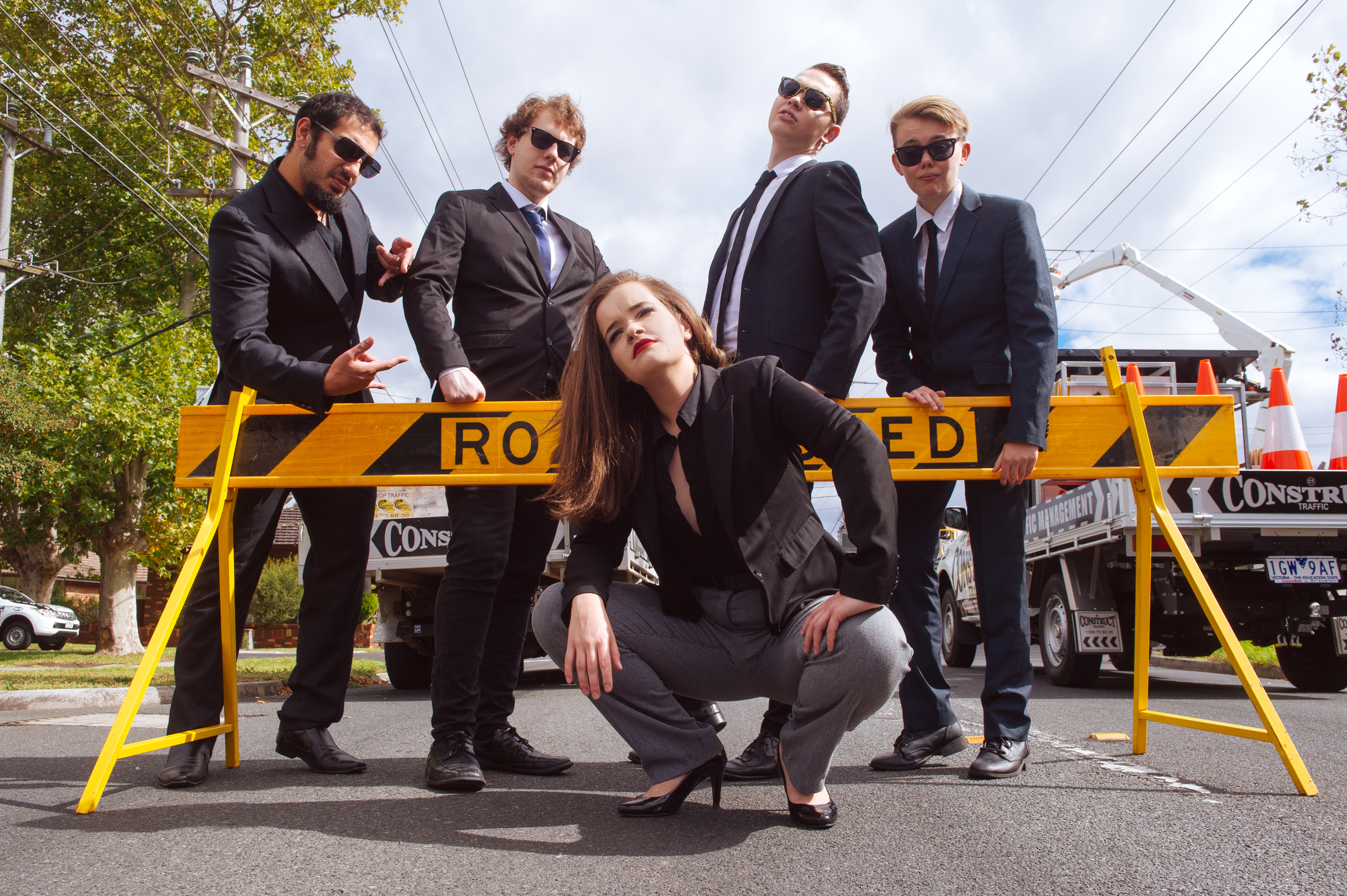 Alice Tovey and the Apostles