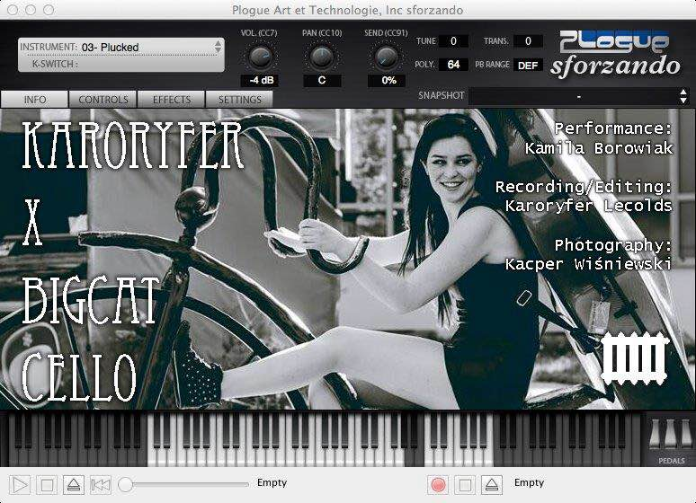 Image 2. A great cello sample set (yes, you can add images with the script)