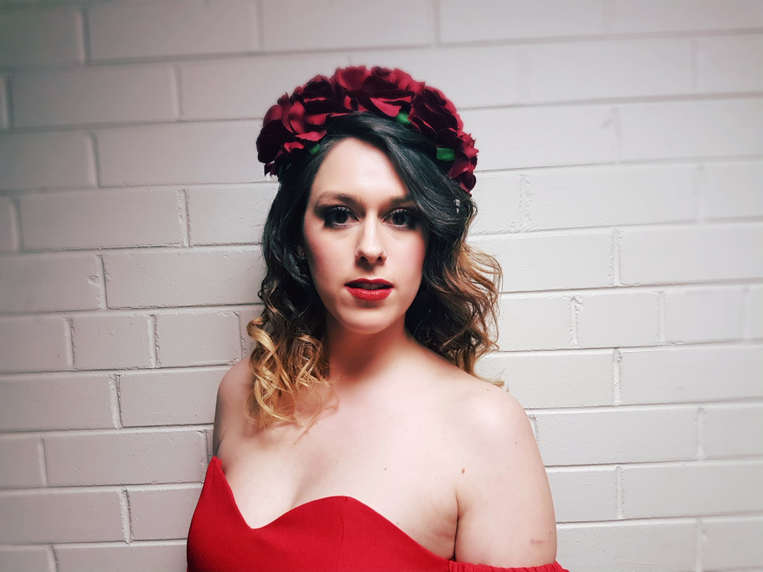 Bianca Majchr zak who will perform as Carmen for BK Opera