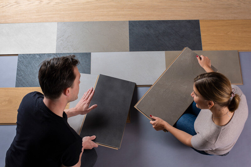 Have unique floor - combine with the  Nadura  surface to get a personal touch