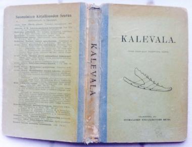 Kalevala vuodelta 1921, Suomalaisen Kirjallisuuden Seura