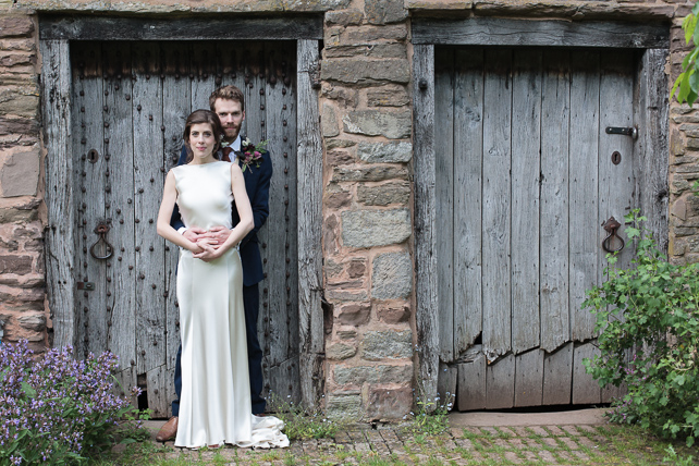 John Colson Wedding Photographer Dewsall Court Herefordshire