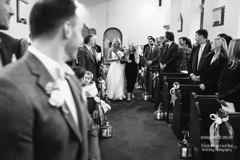 Winter Wedding Photography in the Lake District