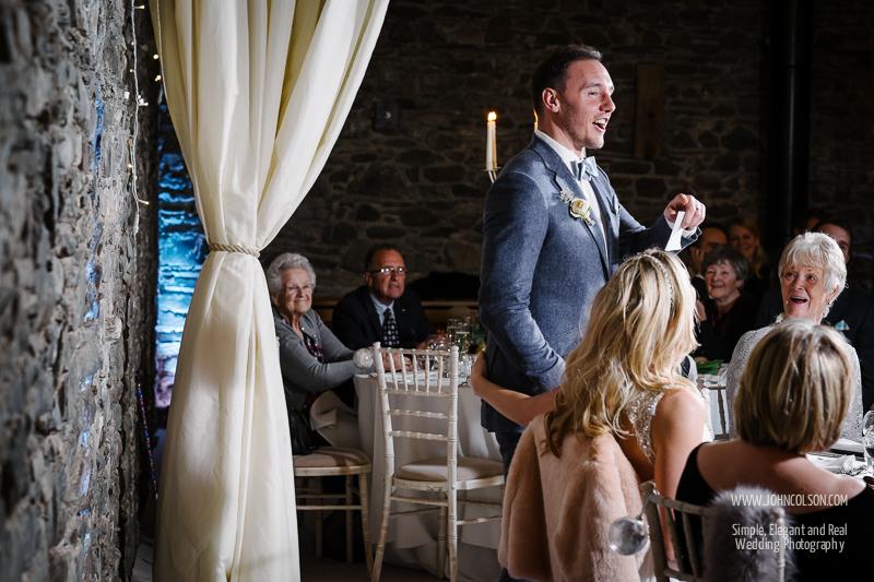 Wedding Photographer at New House Farm, Lake District
