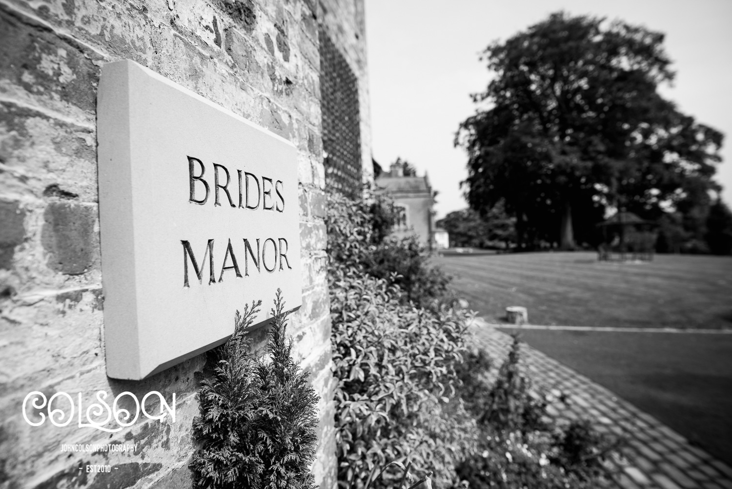 The Brides Manor at Stanbrook Abbey. A perfect spot for Bridal Preparations.