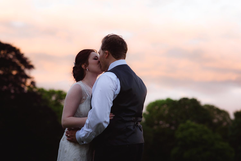 Burton Court Herefordshire Wedding.