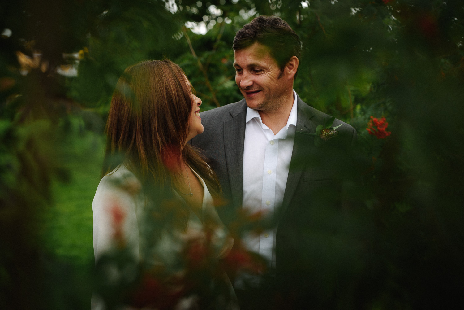 Kerry and Kevin - Fownhope, Herefordshire.