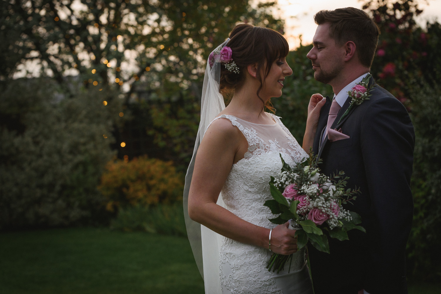 Lauren and Andrew - Curradine Barns, Worcestershire.