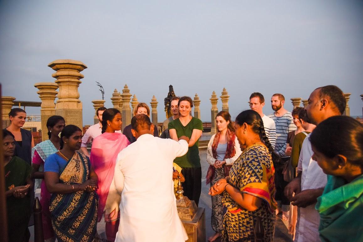 Blessings nr Chennai, India