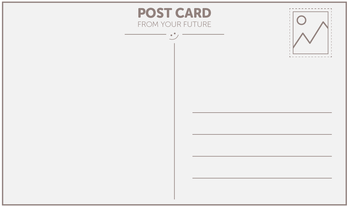 Black And White Postcard From >> Cheery Postcard The Happy Startup School A Community Of Purpose