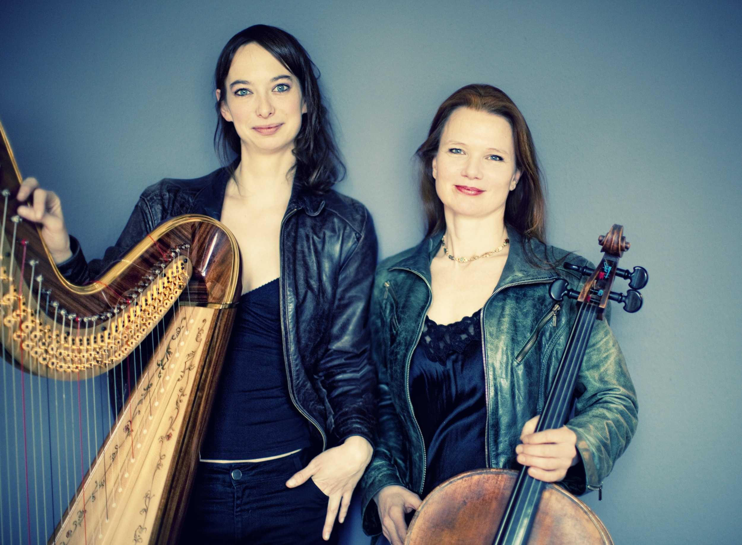 duo with Gwyneth Wentink - harp
