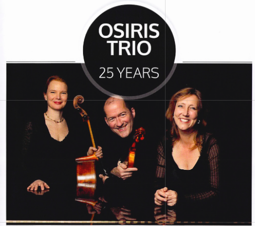 Osiris Trio DVD of the Osiris Trio