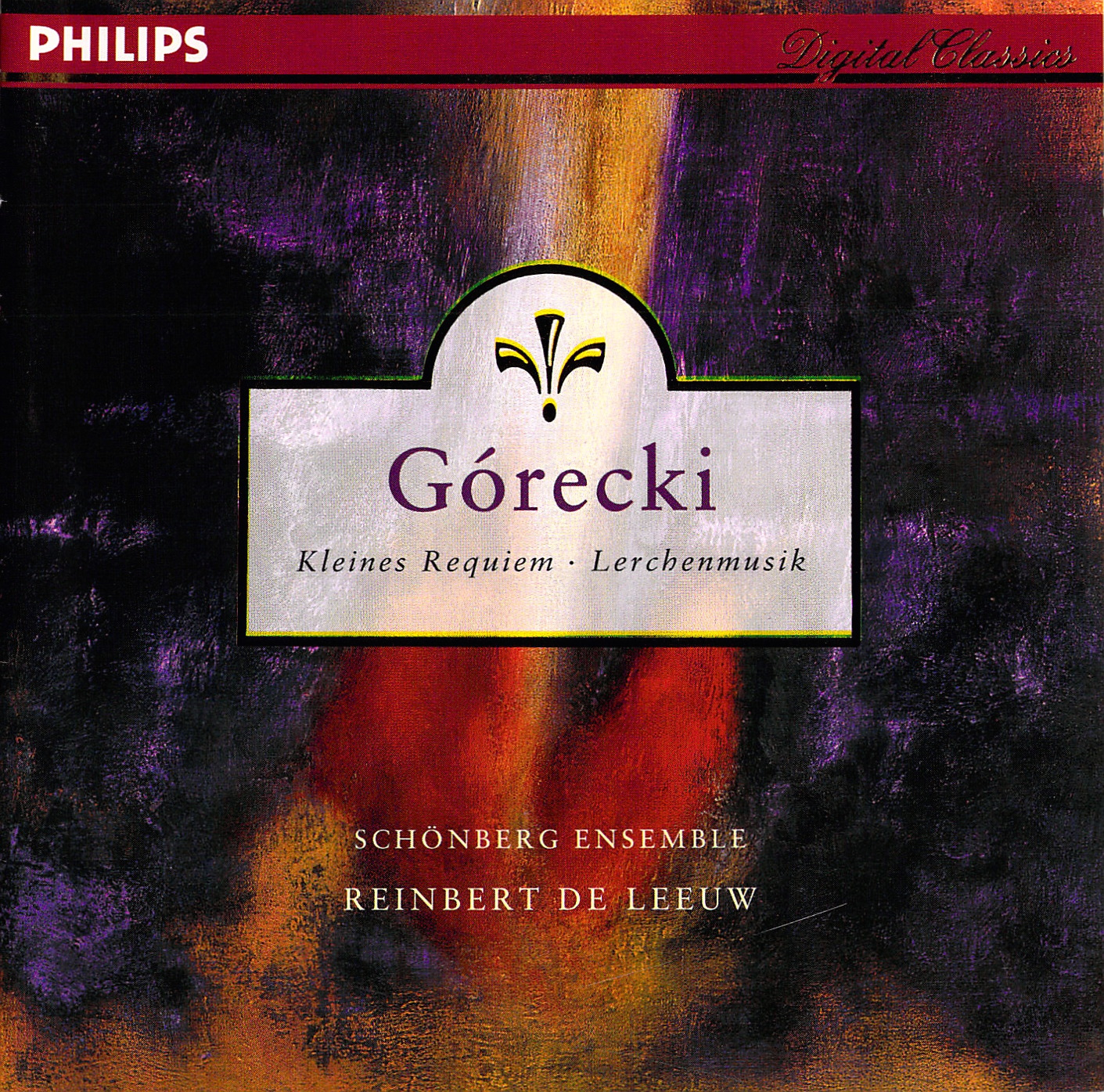 Górecki Lerchenmusic