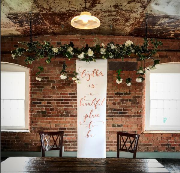 bespoke scrolls for weddings