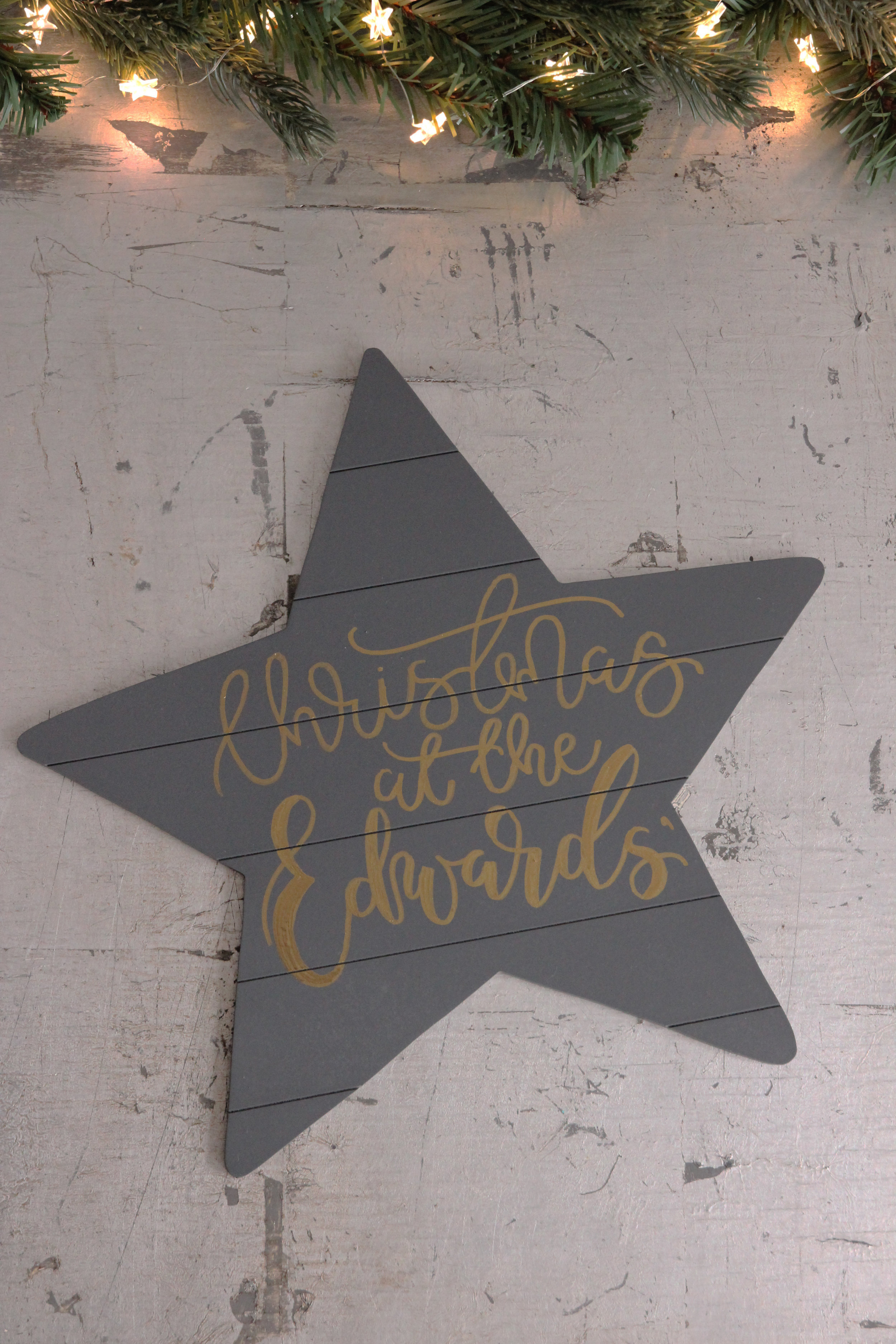 Personalised Christmas Artwork