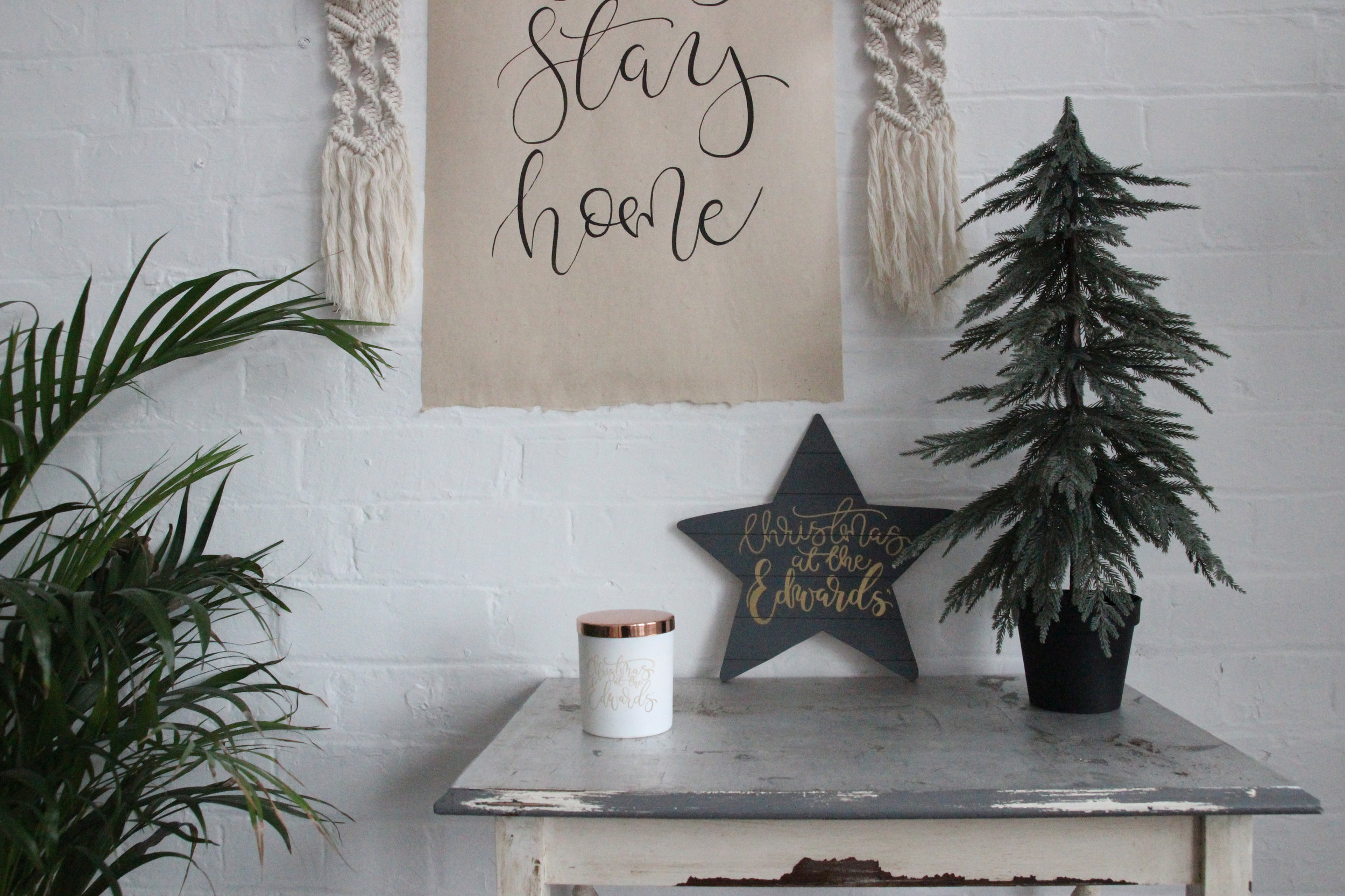 unique Christmas homeware