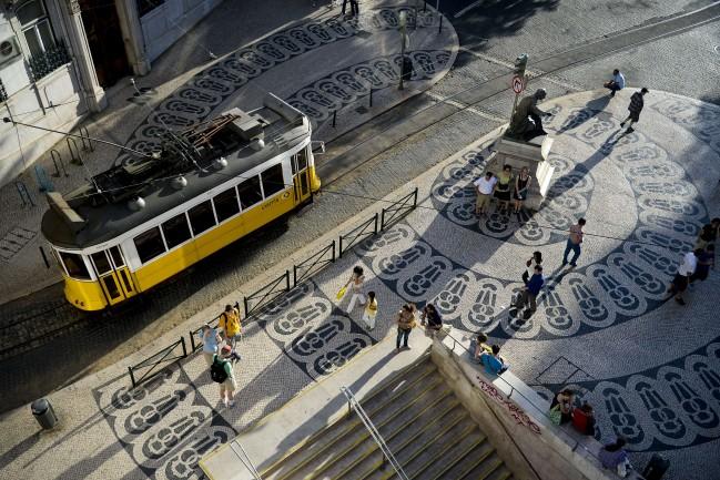 """""""Lisboa virou moda"""", afirma Maria Matos (Patrícia de Melo Moreira/AFP/Getty Images)"""